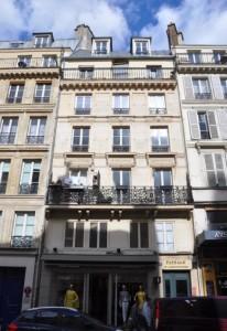 Déficit foncier Paris