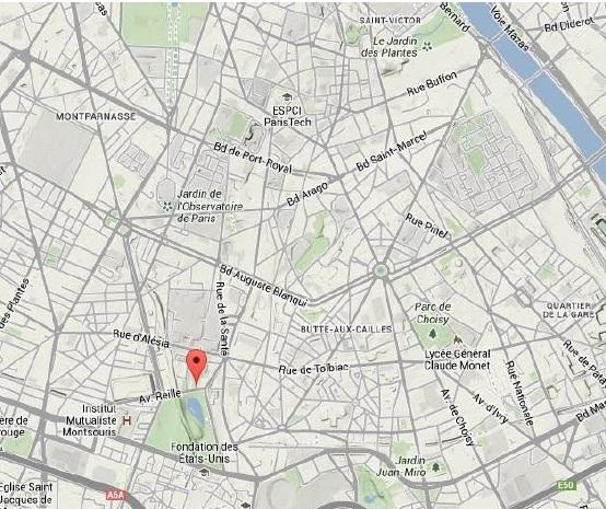 Localisation nue propriete paris