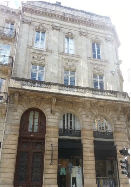 Achat appartement bordeaux cours alsace lorraine for Achat t3 bordeaux