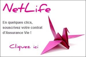 Souscrire le contrat d'assurance-vie Netlife en ligne