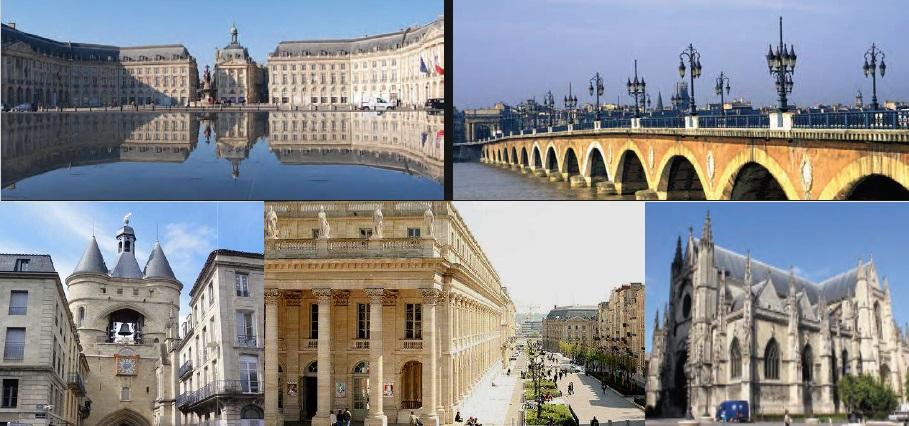 patrimoine de la ville de Bordeaux