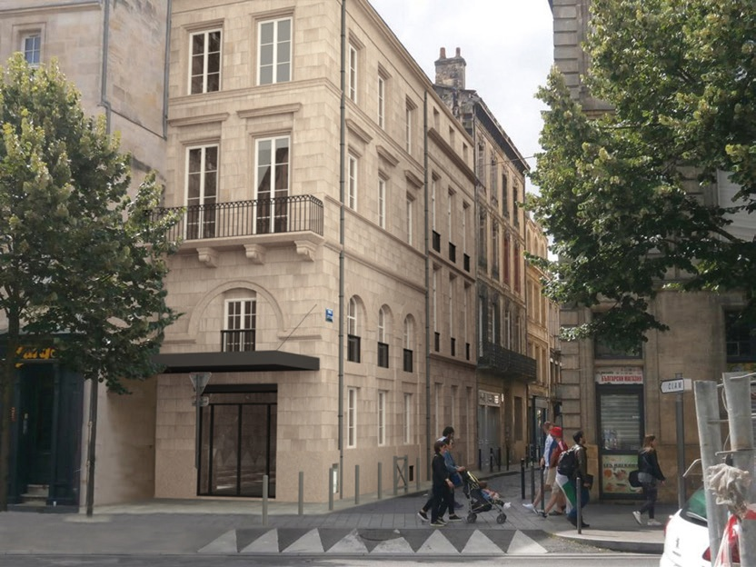 Programme Malraux cours Victor Hugo à Bordeaux
