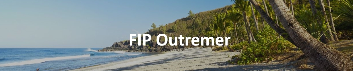 Bandeau FIP Outremer