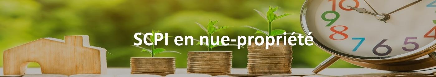 SCPI Nue-propriété