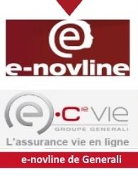 Assurance-vie e-novline de Generali