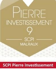 SCPI Malraux Pierre Investissement de Intergestion