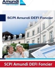 SCPI Amundi DEFI Foncier