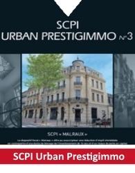 SCPI Malraux Urban Prestigimmo